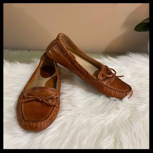 Frye Reagan Campus Driver Loafer
